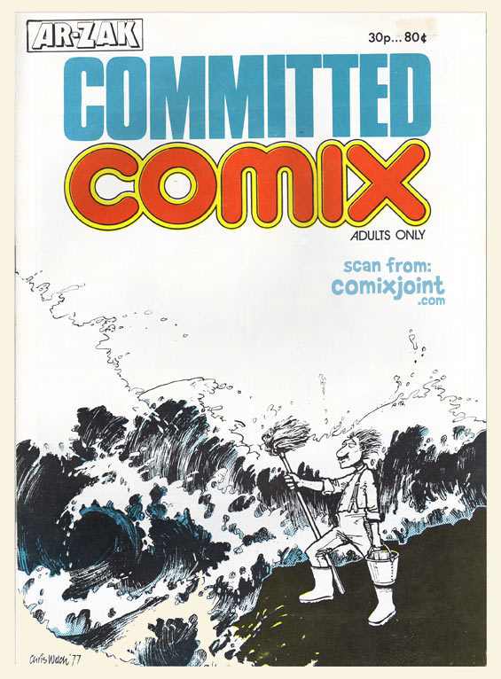committed comix