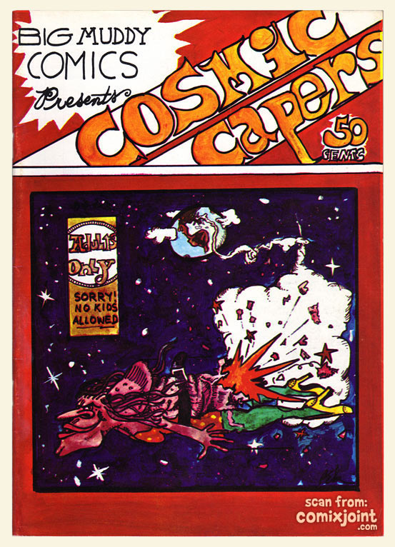 cosmic capers