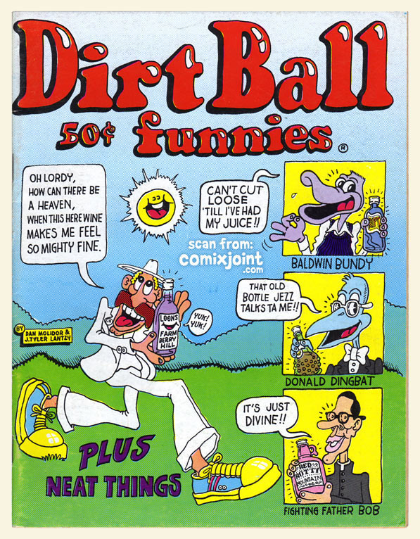 dirt ball funnies 2nd