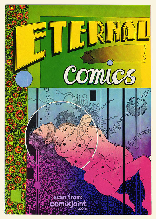 eternal comics