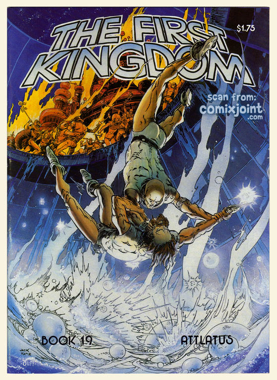 first kingdom 19