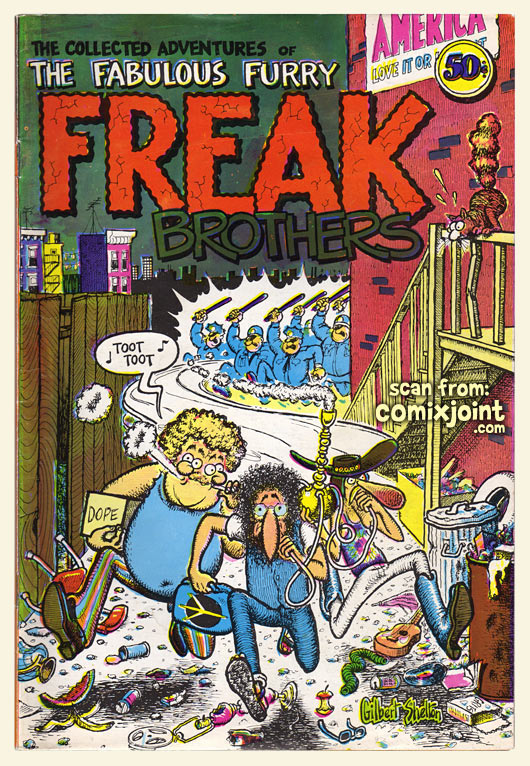 freak brothers 1 3rd