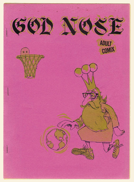 god nose 1st
