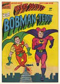 bobman and teddy