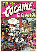 cocaine comix 1 2nd