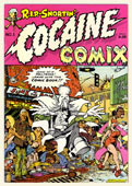 cocaine comix 1 3rd