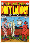dirty laundry comics