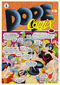 dope comix 3 1st