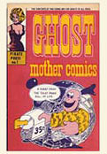 ghost mother comics
