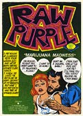 raw purple